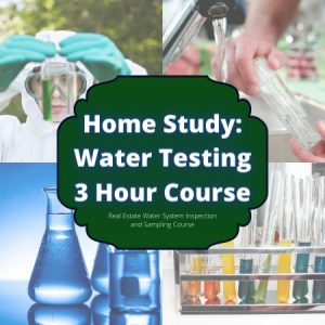 water testing course