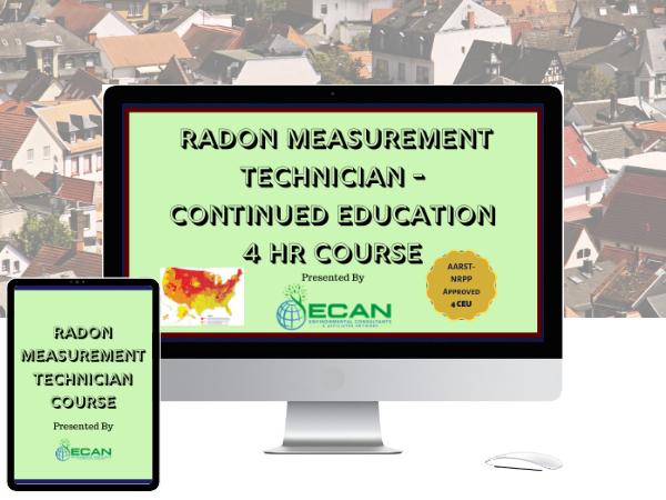 Radon CEU online