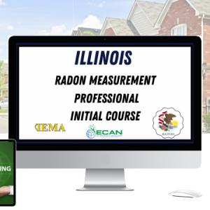 Illinois Radon Measurement professional initial training
