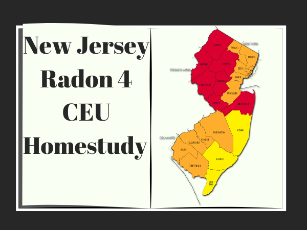 NJ radon Homestudy