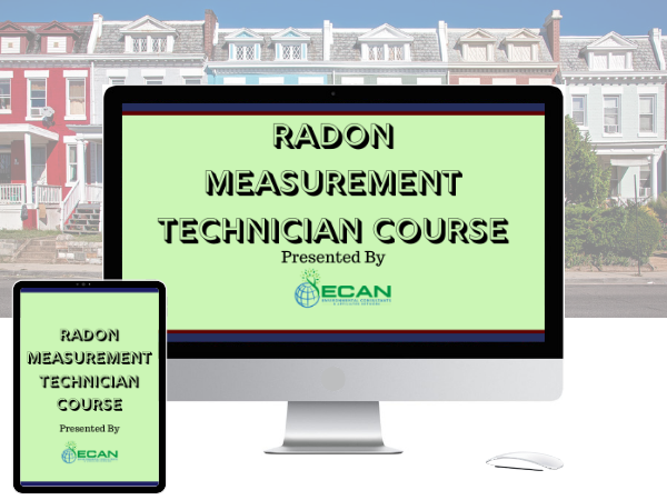 Initial Radon Measurement Tech