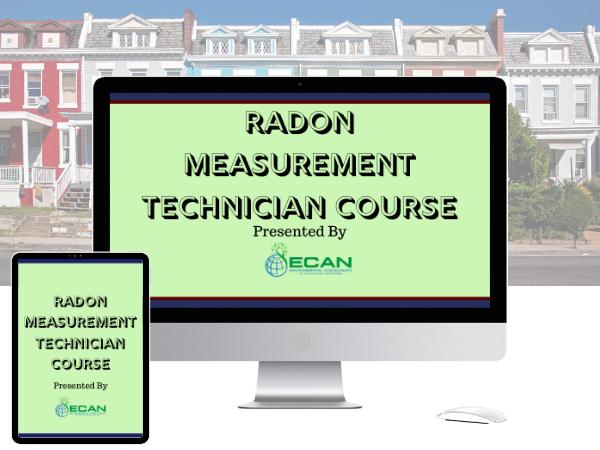 Initial Radon Measurement Tech