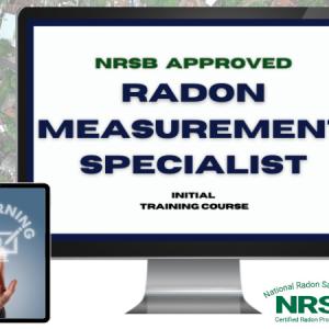 NRSB Radon Specialist Class