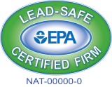 EPA Lead safety cert logo