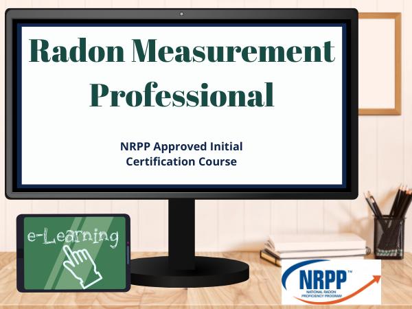 Online Radon Measurement Professional Course