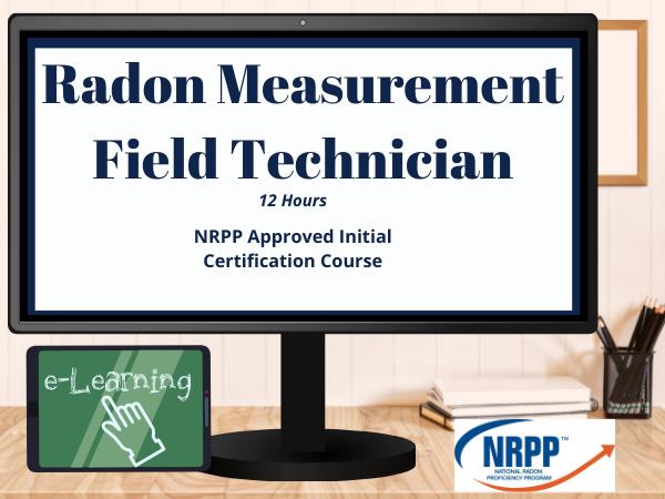 Radon Measurement Field Tech